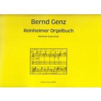 Genz, Bernd - Reinheimer Orgelbuch
