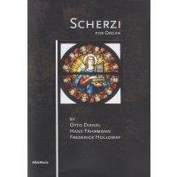 Scherzi for Organ