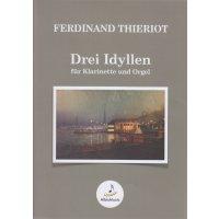 Thieriot, Ferdinand - Drei Idyllen
