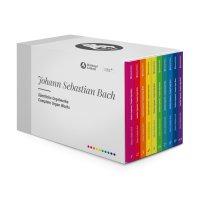 Bach, J. S. - Sämtliche Orgelwerke in 10 Bänden