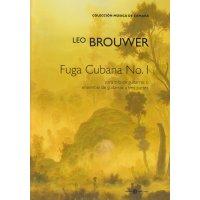 Brouwer, Leo - Fuga Cubana No. 1