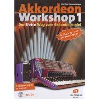 Schumeckers, Martina - Akkordeon Workshop 1