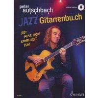 Autschbach, Peter - Jazzgitarrenbu.ch