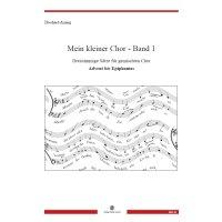 Arning, Eberhard - Mein kleiner Chor - Band 1