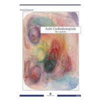 Meinhold, Wieland - Acht Gedankenspiele für Cembalo
