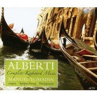 Domenico Alberti - Sämtliche Werke für Tasteninstrumente
