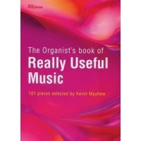 The Organists Book Of Really Useful Music