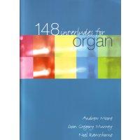 148 Interludes for Organ