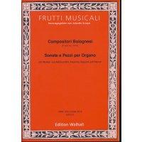 Compositori Bolognesi - Sonate e Pezzi per Organo
