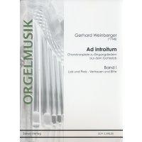 Weinberger, Gerhard - Ad introitum 1