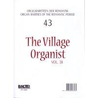 The Village Organist - Vol. 18