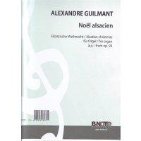 Guilmant, Félix Alexandre - Noël Alsacien