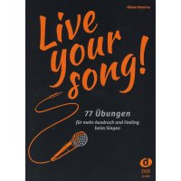 Live Your Song - 77 Übungen