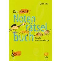 """Das kleine Notenrätselbuch """"Violinschlüssel"""""""