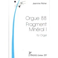 Richer, Jeannine - Fragment Minéral I