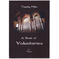 Miller, Timothy - A Book of Voluntaries
