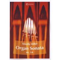 Miller, Timothy - Organ Sonata nr.14