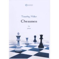 Miller, Timothy - Chessmen - for piano