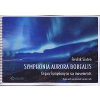 Sixten, Fredrik - Symphonia Aurora Borealis