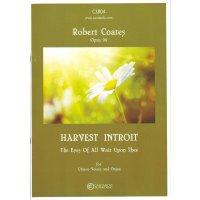 Coates, Robert - Harvest Introit