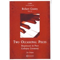 Coates, Robert - Two Occasional Pieces