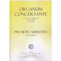 Albertsen, Per Hjort - Organum Concertante