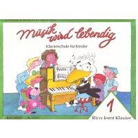 Noona, Carol/Walter - Rico lernt Klavier - Band 1