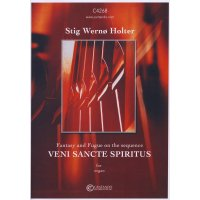 Holter, Stig Wernø - VENI SANCTE SPIRITUS