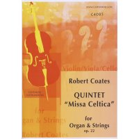 "Coates, Robert - Quintet ""Missa Celtica"" for..."