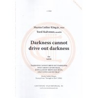 Kalvenes, Tord - Darkness cannot drive out darkness