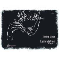 Sixten, Fredrik - Lamentation for Organ