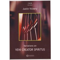 "Vickery, Justin - Variations on ""Veni Creator Spiritus"""