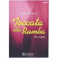 Vickery, Justin - Toccata alla Rumba