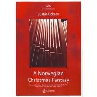 Vickery, Justin - A Norwegian Christmas Fantasy