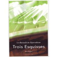 Bjorneboe, Liv-Benedicte - Trois Esquisses
