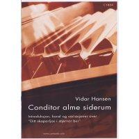 Hansen, Vidar - Conditor alme siderum