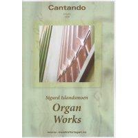 Islandsmoen, Sigurd - Organ Works