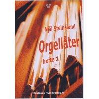 Steinsland, Njal - Orgellater 1