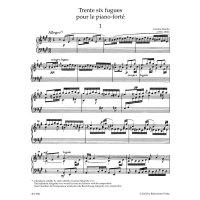 Rejcha, Antonin - 36 Fugen für Klavier