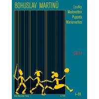 Martinu, Bohuslav - Marionetten