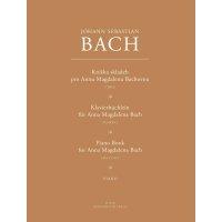 Bach, J. S. - Klavierbüchlein für Anna Magdalena Bach