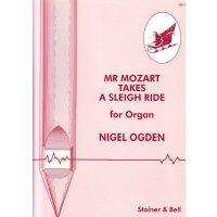 Ogden, Nigel - Mr Mozart takes a Sleigh Ride