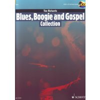 Richards, Tim - Blues, Boogie and Gospel Collection