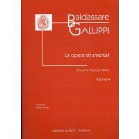 Galuppi, Baldassare - Le opere strumentali 4