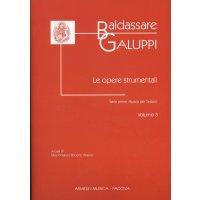 Galuppi, Baldassare - Le opere strumentali 3