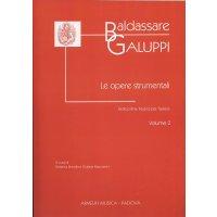 Galuppi, Baldassare - Le opere strumentali 2