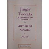 "Macchia, Grimoaldo - Jingle Toccata on the Christmas Tune ""Jingle Bells"""