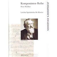Brahms, Johannes - Leichte Spielstücke für Klavier