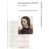 Schumann, Robert - Leichte Spielstücke für Klavier