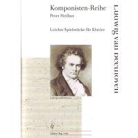Beethoven, Ludwig van - Leichte Spielstücke für Klavier
